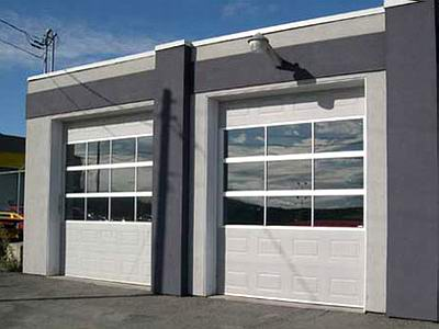 Residential garage doors, commercial & industrial doors, automated gate systems